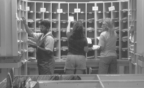 Escapees Mail Service